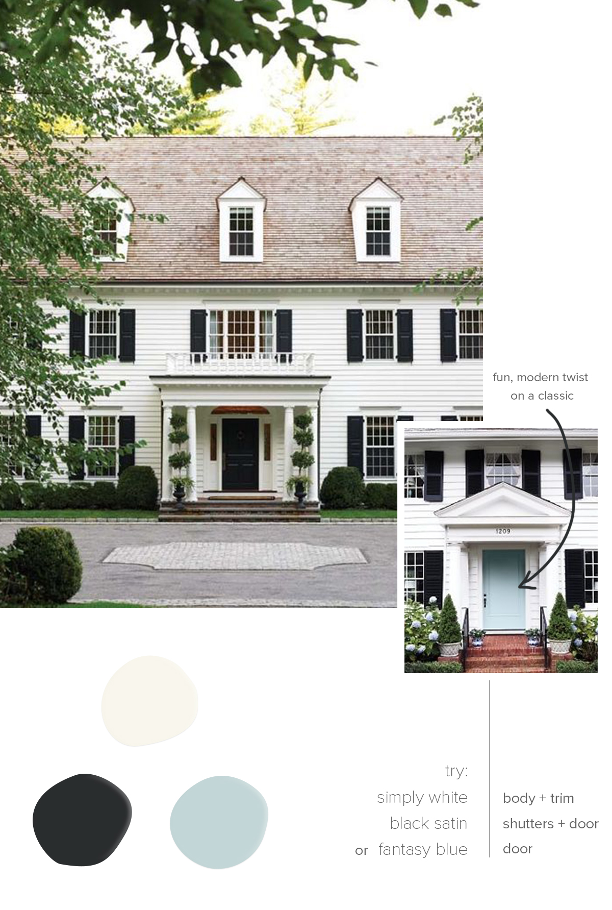 House Exterior Color Combo Ideas Root Dwell