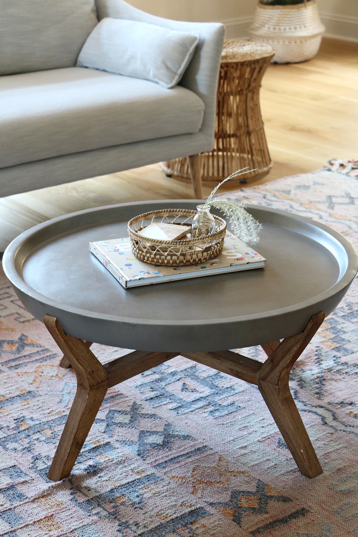 How to Style a Small Coffee Table | root + dwell