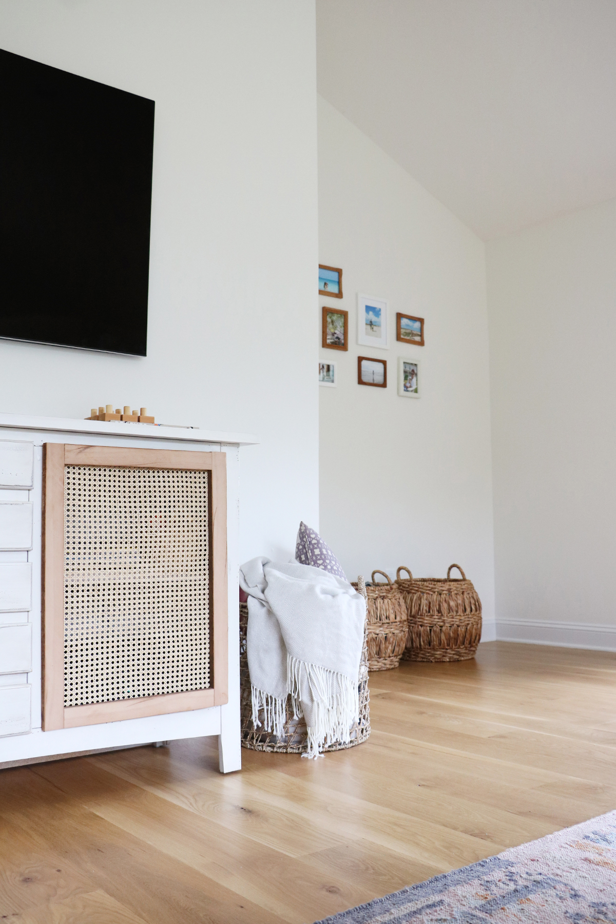 Our Family Room Makeover Reveal | Modern, Casual + Fun | root + dwell