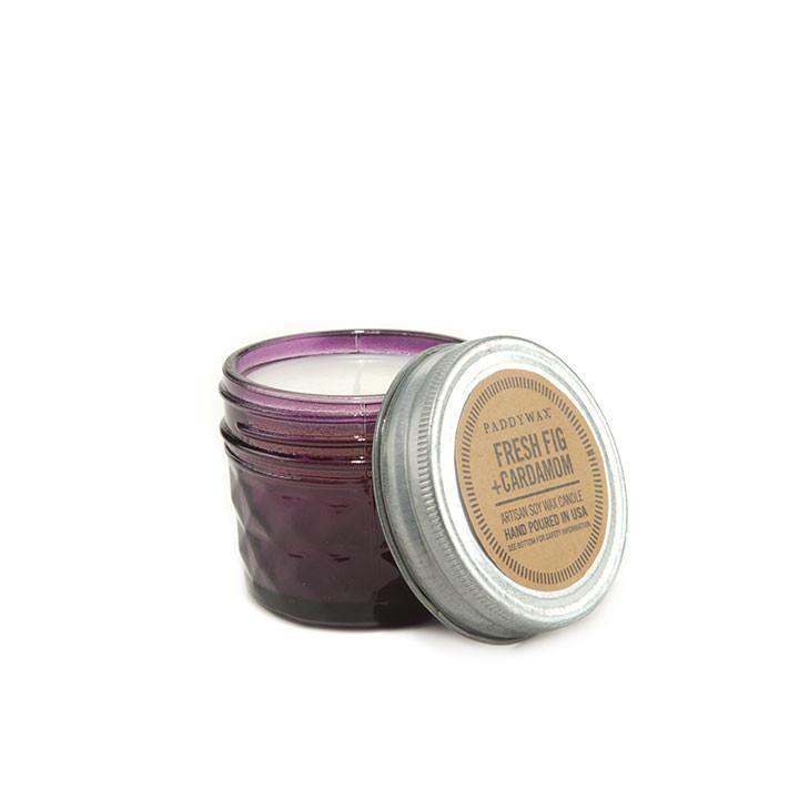 Fresh Fig + Cardamom Candle