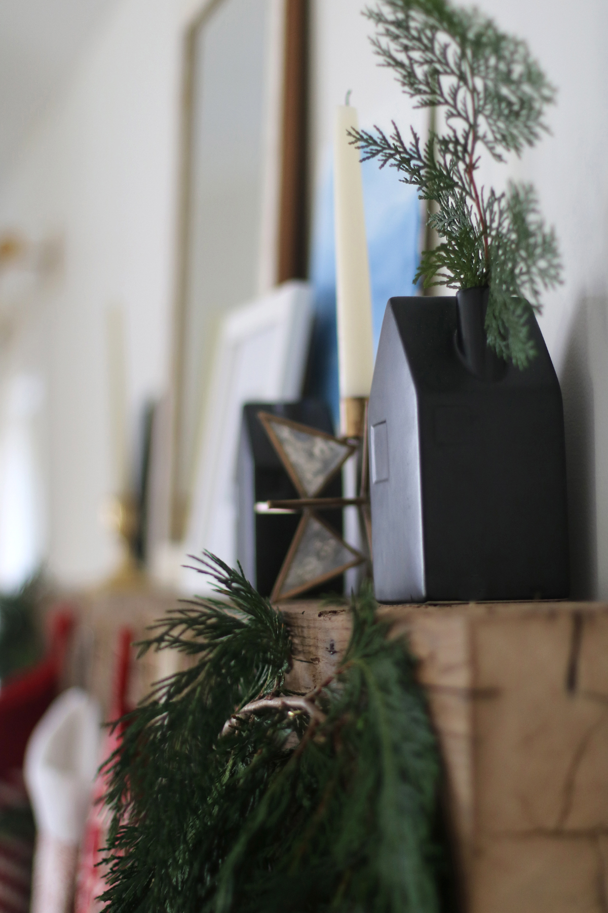 welcome to our holiday home tour! | root + dwell