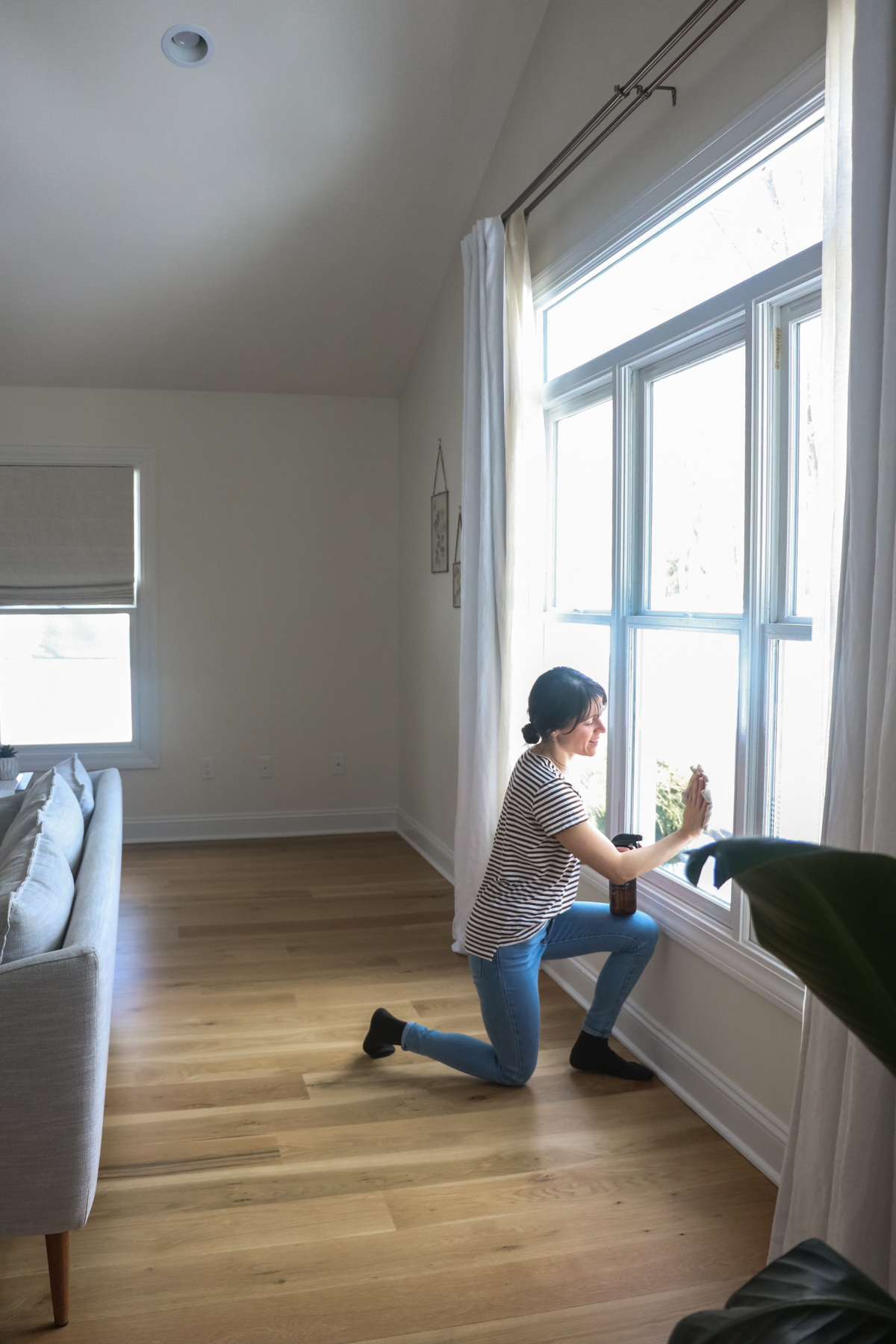 creating a weekly cleaning rhythm for efficient home chores   root + dwell