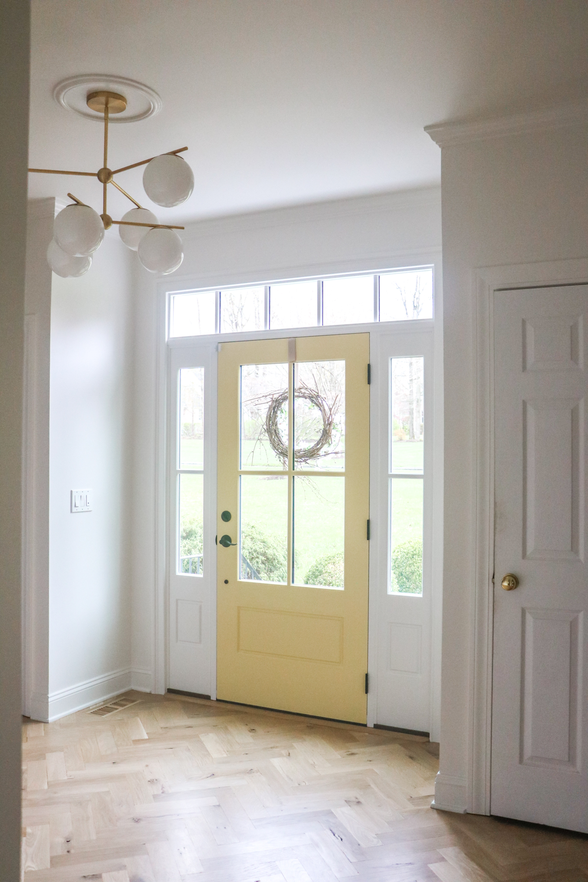 Entryway Update | 2 | root + dwell