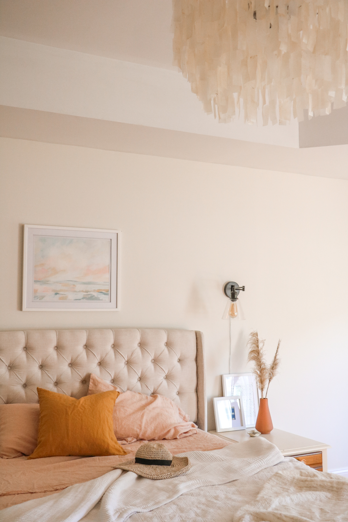 """New Summer Bedding + Tips For Getting That Perfect """"Undone"""" Look   root + dwell"""