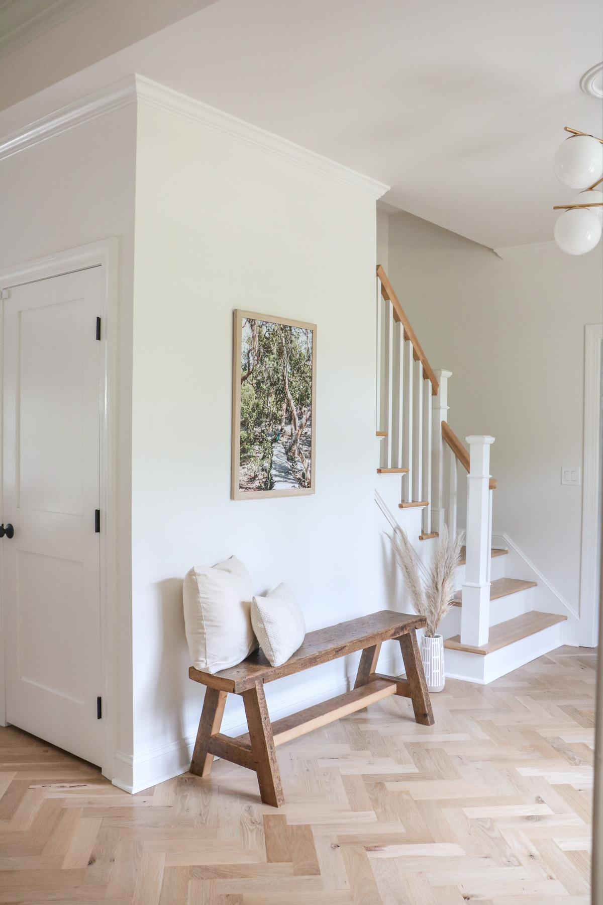 Our Entryway Renovation Reveal   root + dwell