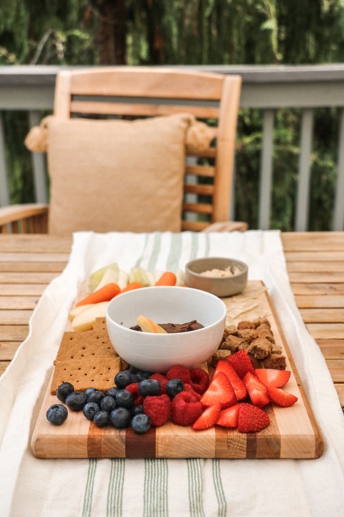 Kids Snack Board Perfect For Playdates or a Fun Lunch | root + dwell