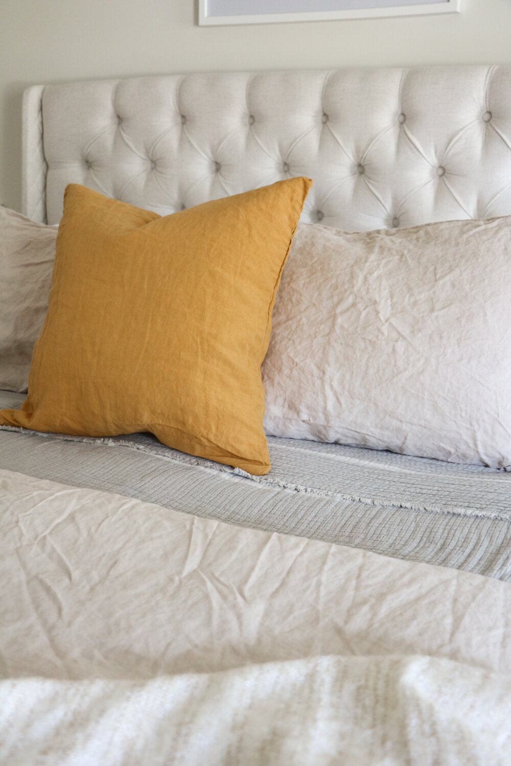 Autumn Bedding + Our Fall Family Bucket List | root + dwell