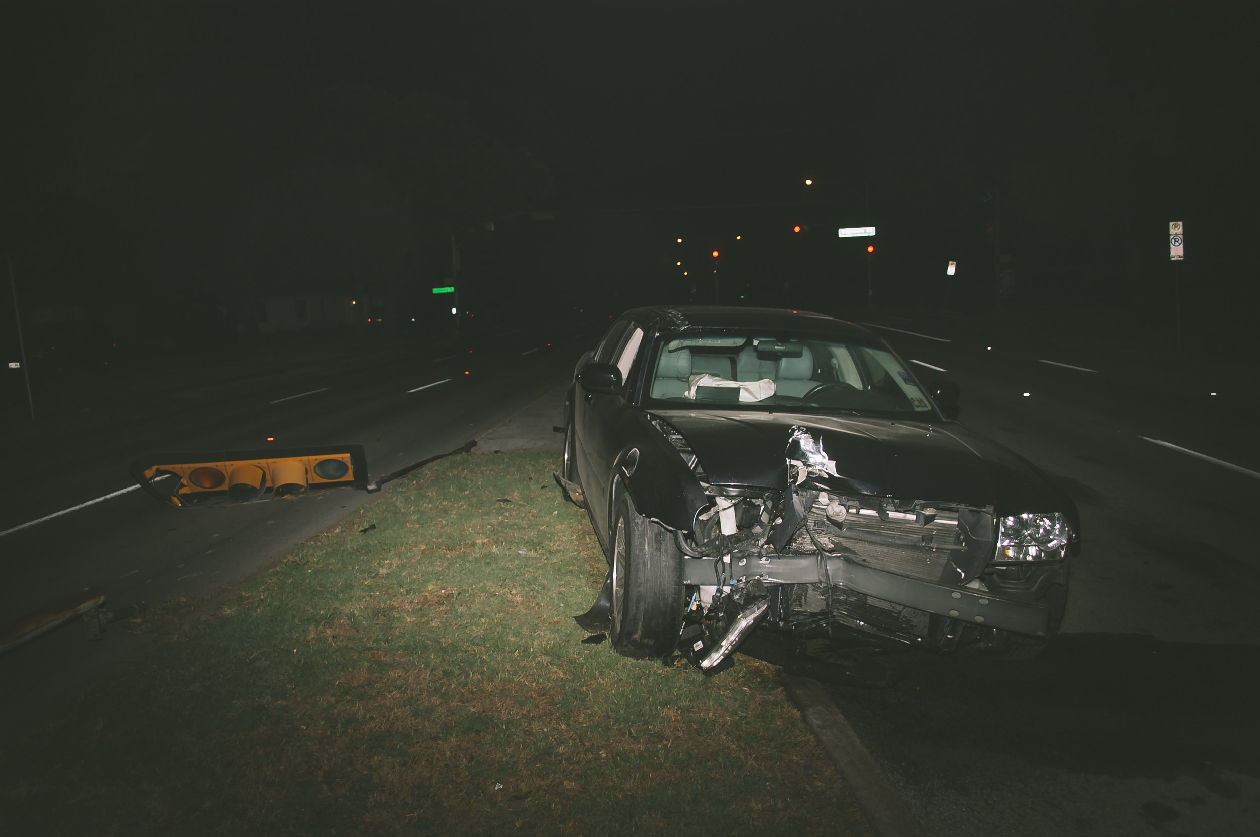 Motor Vehicle Accident -
