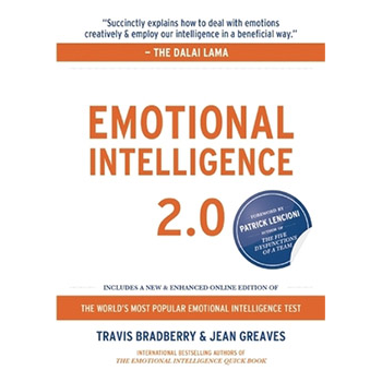 Building on Goleman's seminal book, Bradberry and Greaves provide readers with a practical tool to evaluate their own Emotional Intelligence quotient (EQ), along with 66 ways to increase it.   Learn more here
