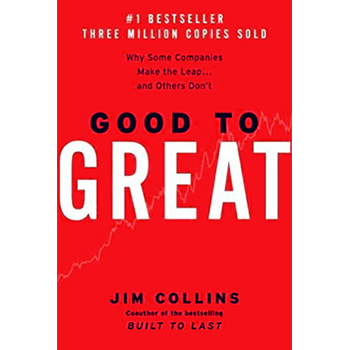In this business classic, Jim Collins examines the world's most successful companies and describes the 6 key competencies that are crucial to making the leap and staying at the top.   Learn more here