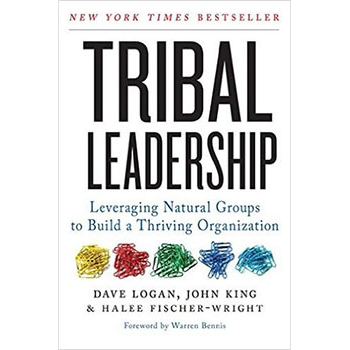 Based on a study of 24,000 people in over two dozen companies over 10 years, Logan, King, and Fischer-Wright explain how the success of an organization depends not on team structure or even CEOs, but on the culture of its tribes and their leadership.   Learn more here