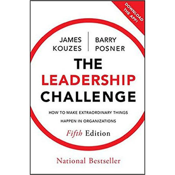 Kouzes and Posner's research demystifies the characteristic and qualities of great leadership, and offers advice on how to develop your skills and form deeper relationships with your people.   Learn more here