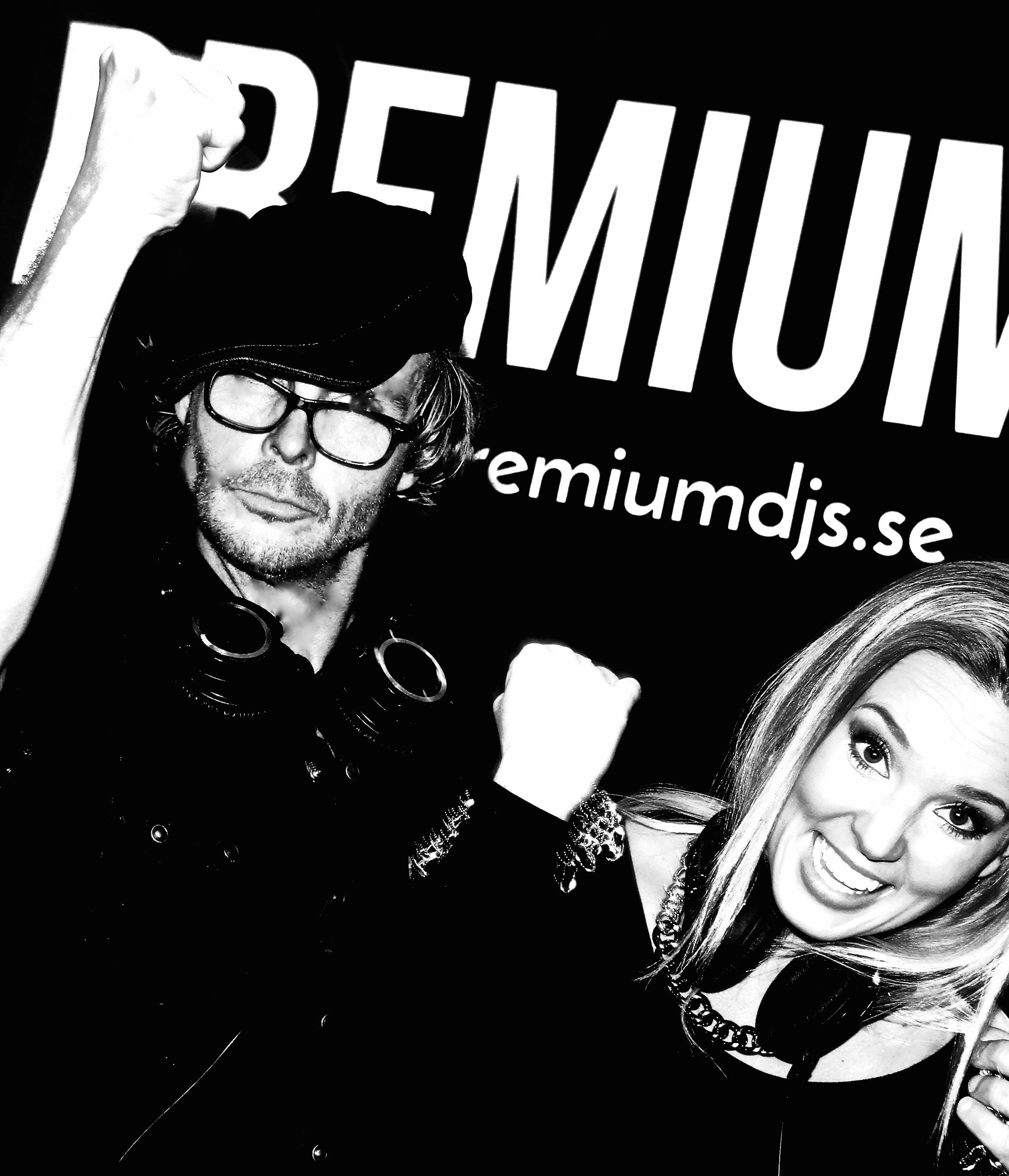 Hyra DJ i Stockholm till bröllop och fest