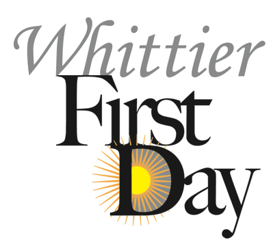 Whittier First Day Logo.jpg