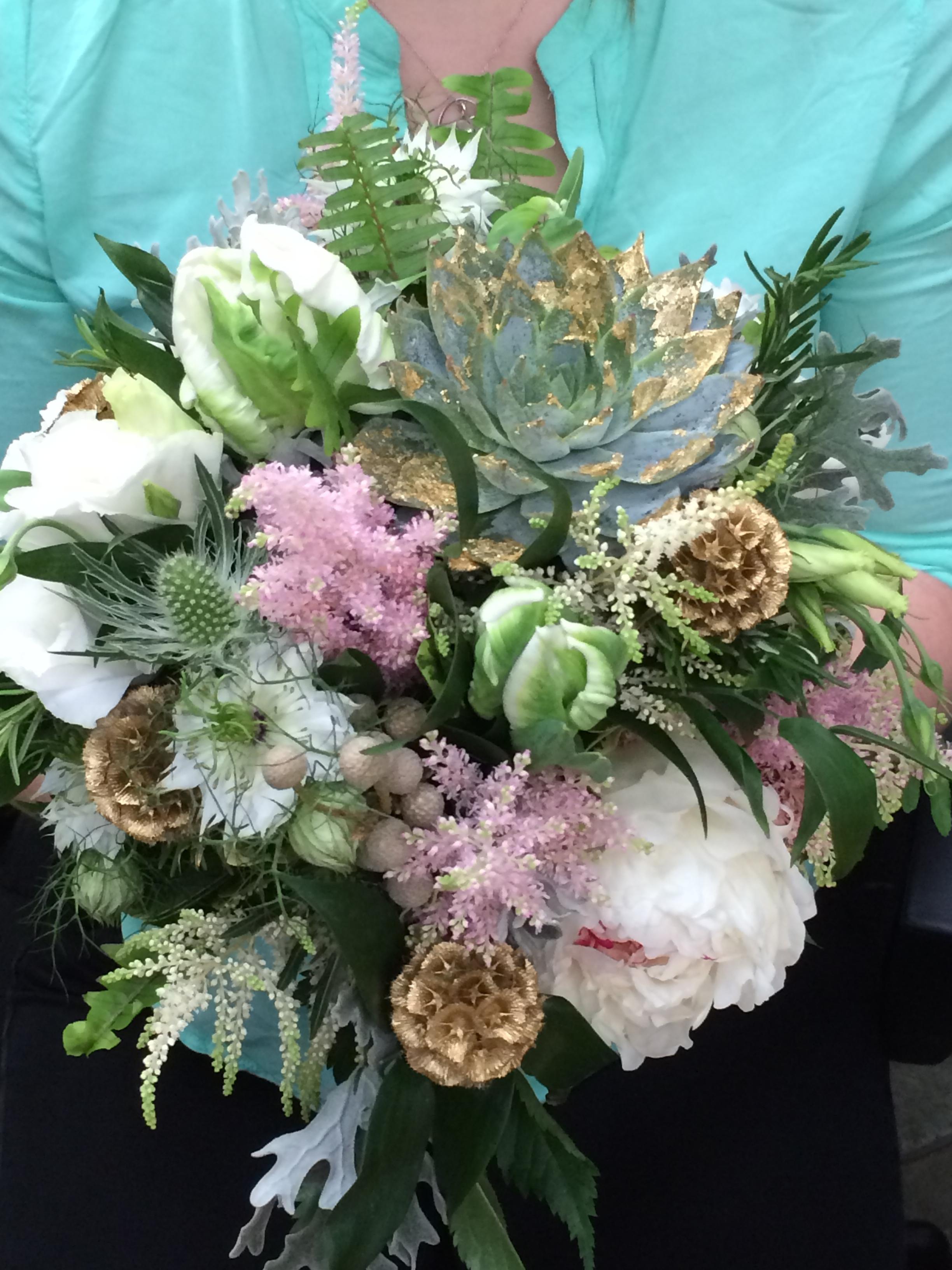 Spring Fairy Chic Wedding