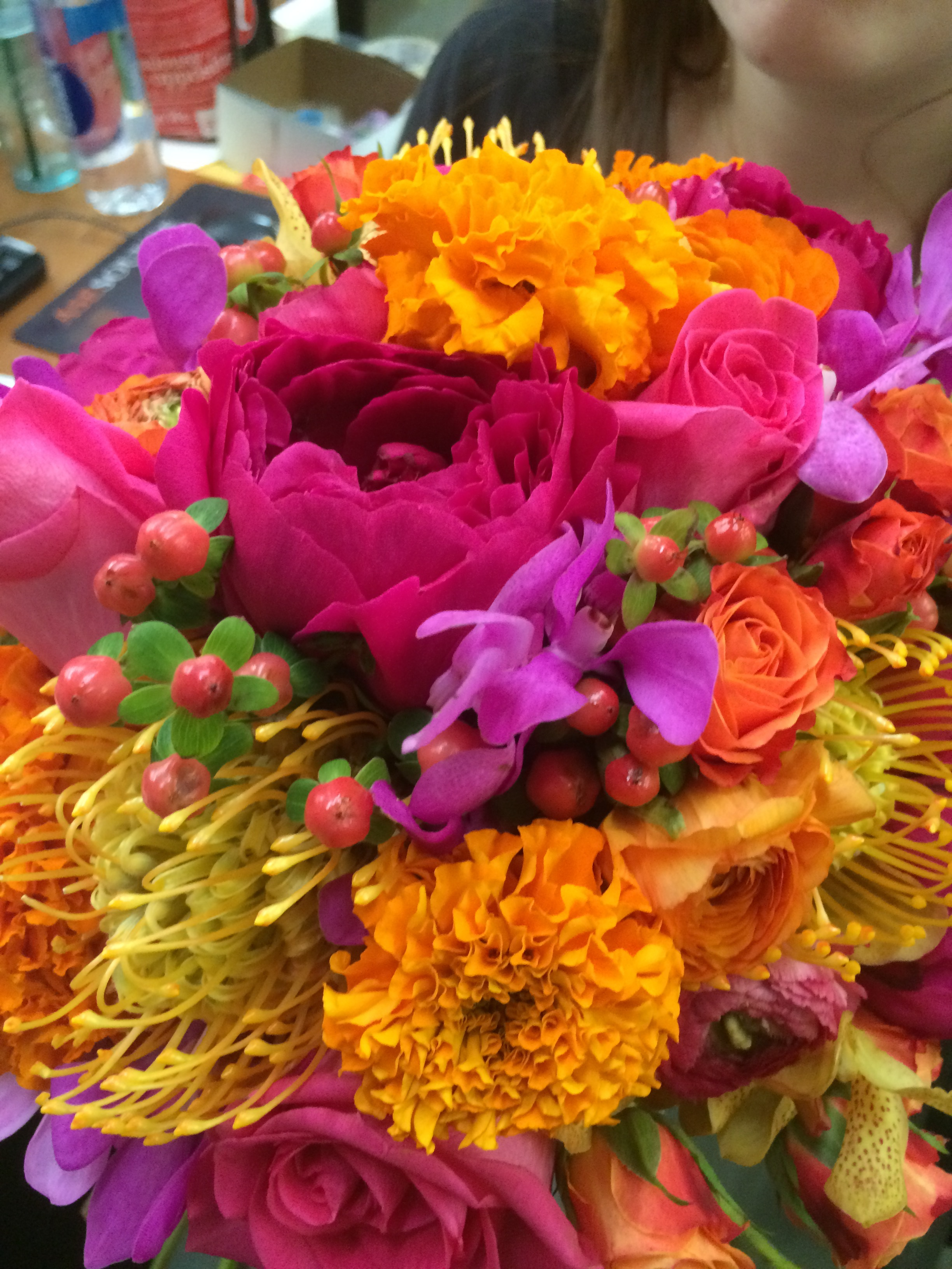 Latin Heat Bouquet