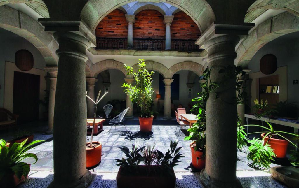 Casa Antonieta, Oaxaca