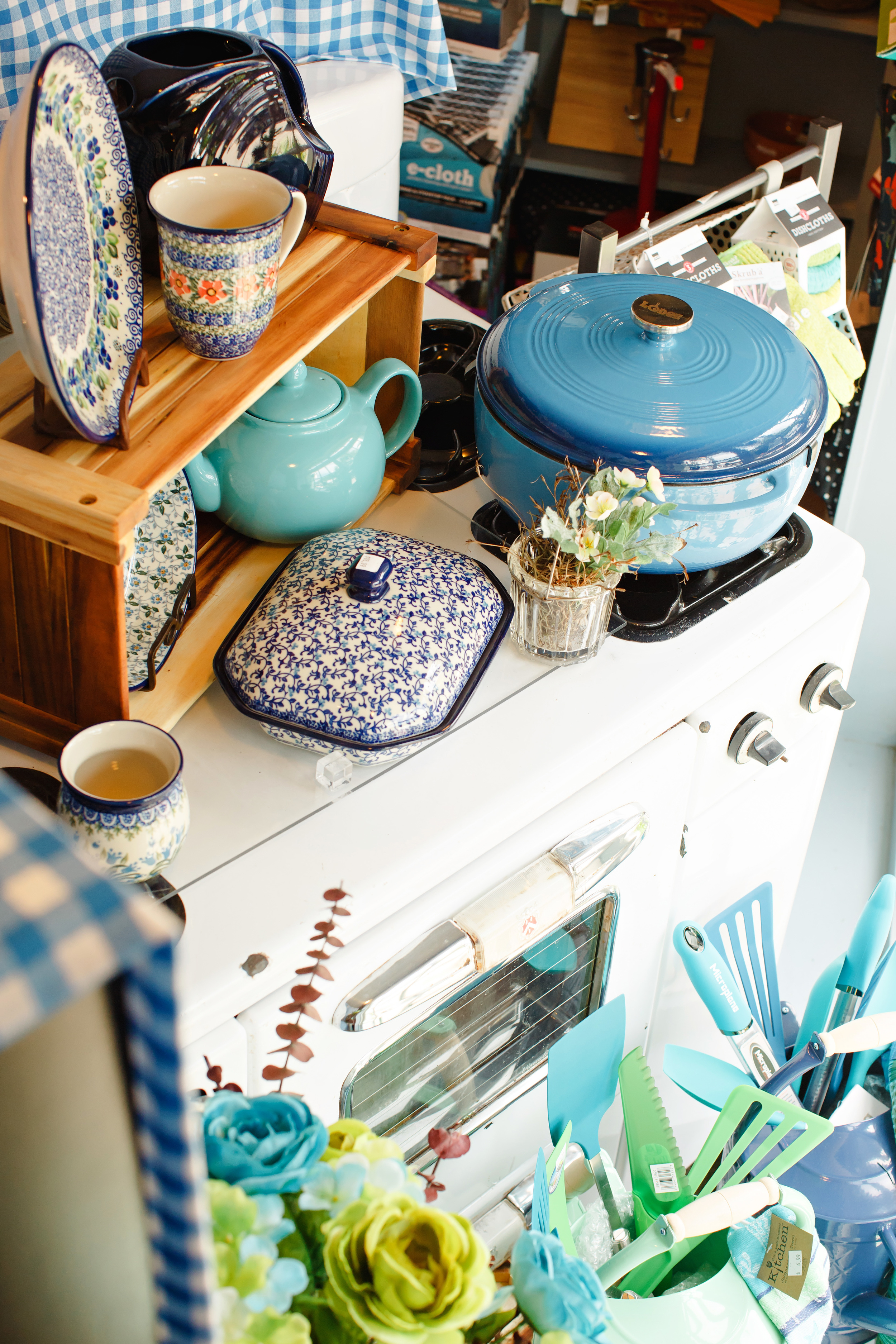 Kiss the Cook Wimberley Texas Kitchenware Shop