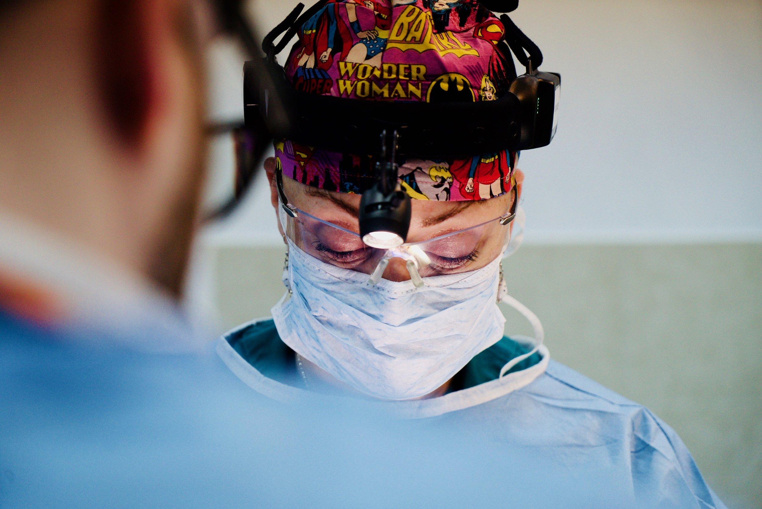 Dr. Chapital