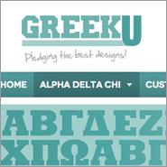 Greek U