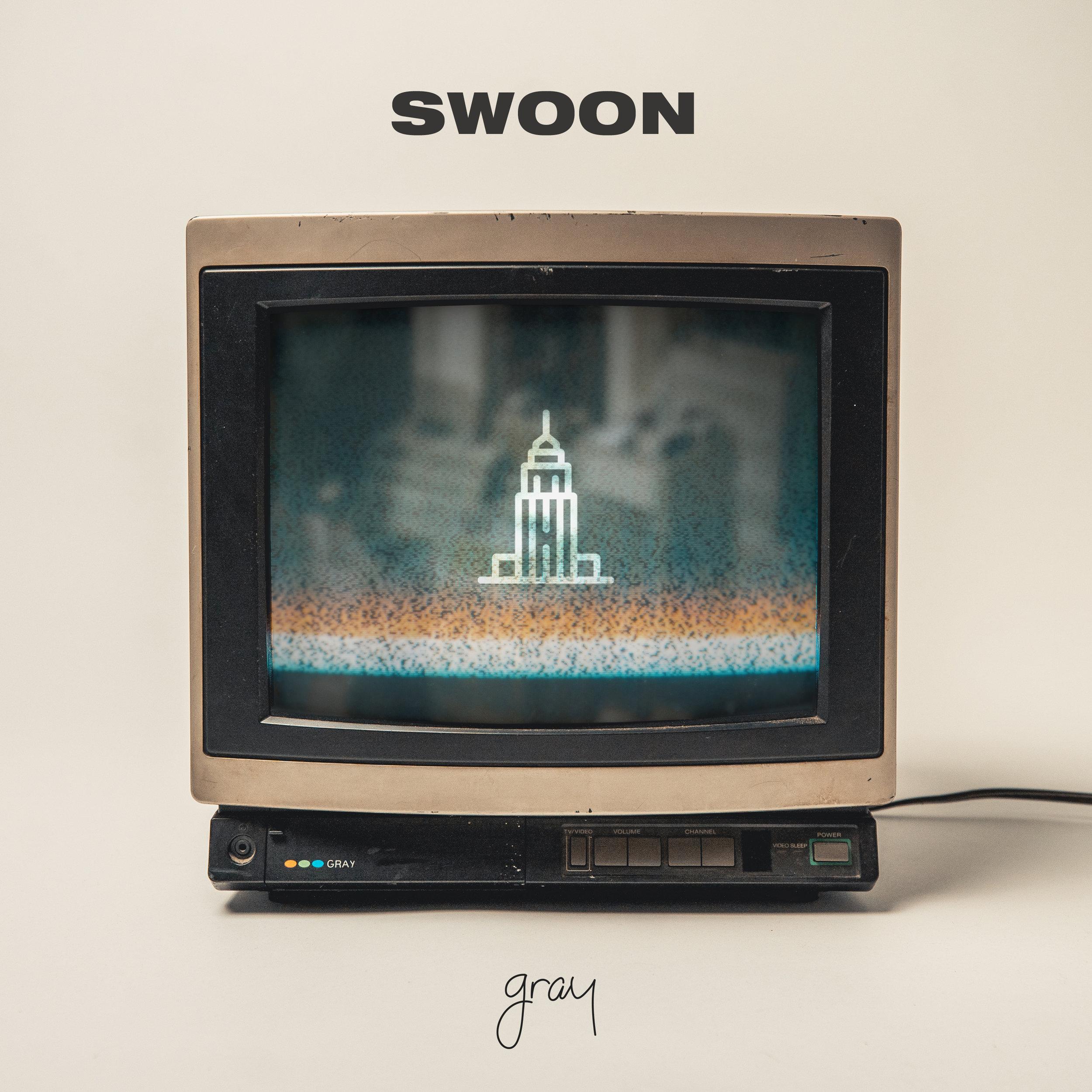 SWOON     // GRAY -    created by Daniel Carrai