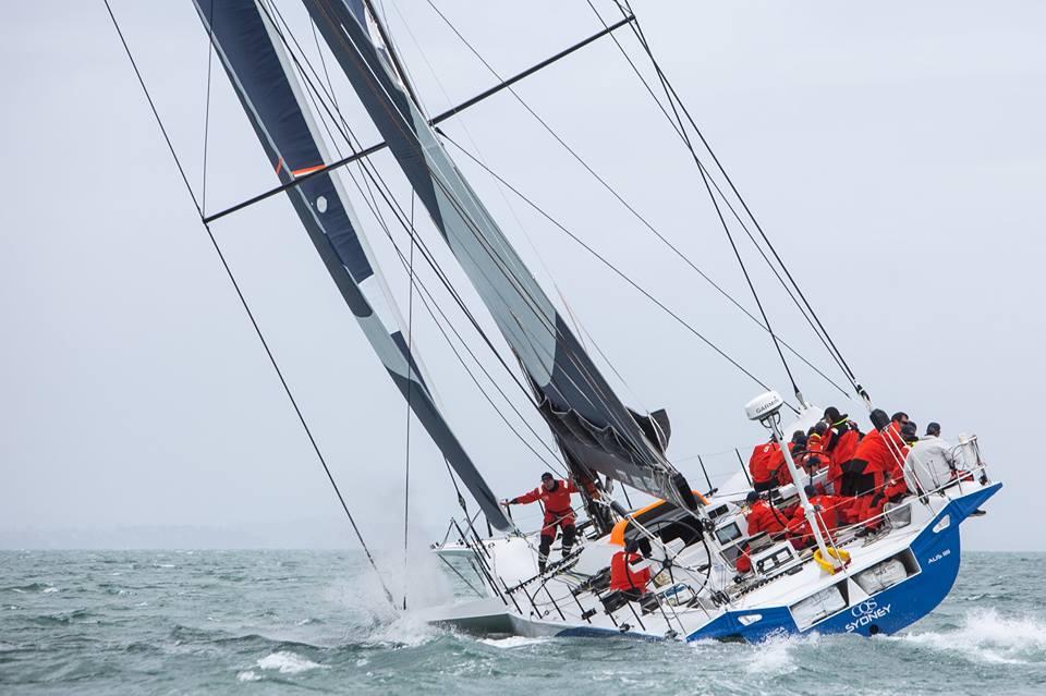 Royal Akarana Yacht Club White Island Race 2016
