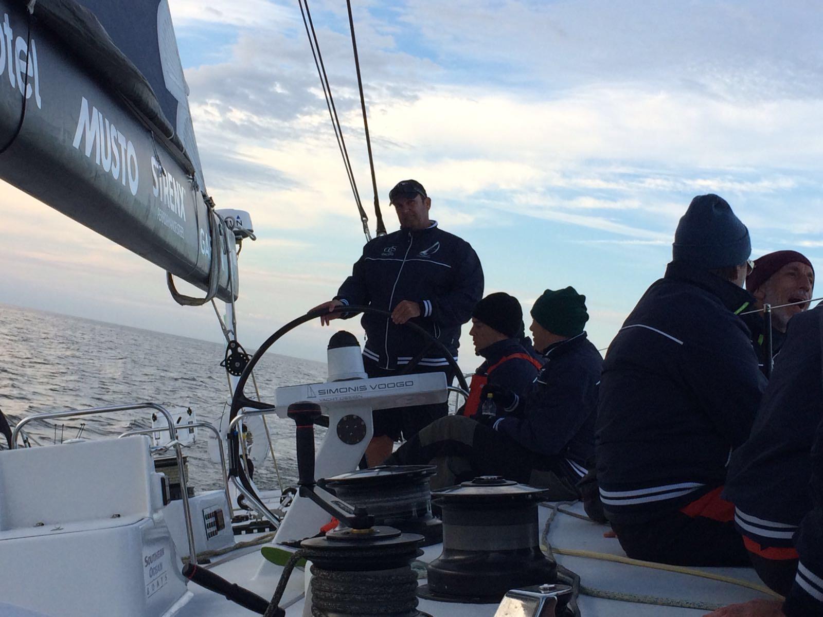 KSSS AF Offshore Gotland Runt Race. Stockholm, Sweden