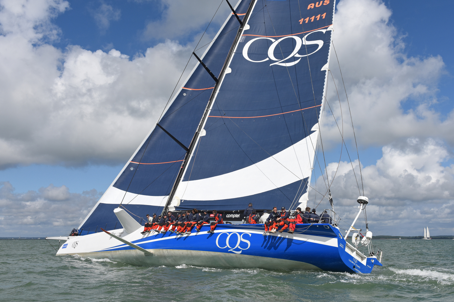 Day One of Competition for CQS at Lendy Cowes Week