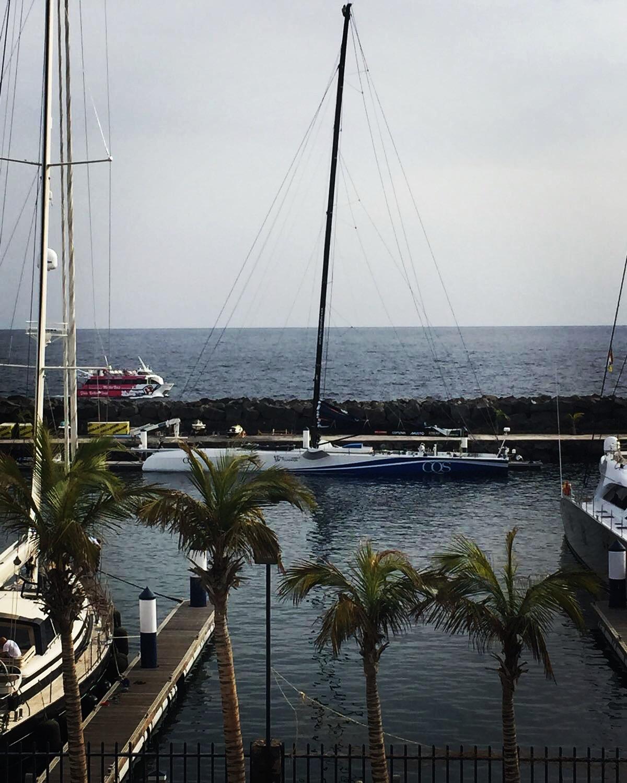 In port ahead of the RORC Transatlantic Race, Atlantic Anniversary Regatta - AAR