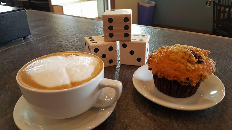 Muffin & Coffee