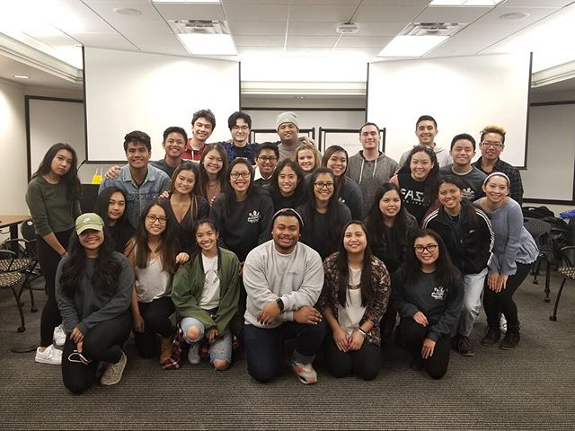 Workshop at @umich_fasa. Thanks for having UniPro Chicago! #filipinoamerican #filipino #commUNITY