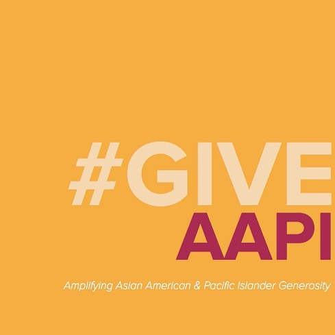 This holiday season, as always, we're grateful for our community. Please continue your support with a gift tomorrow on #GivingTuesday. #GiveAAPI #AAPIGenerosity #EmpowerAAPI #CrazyGenerousAsians