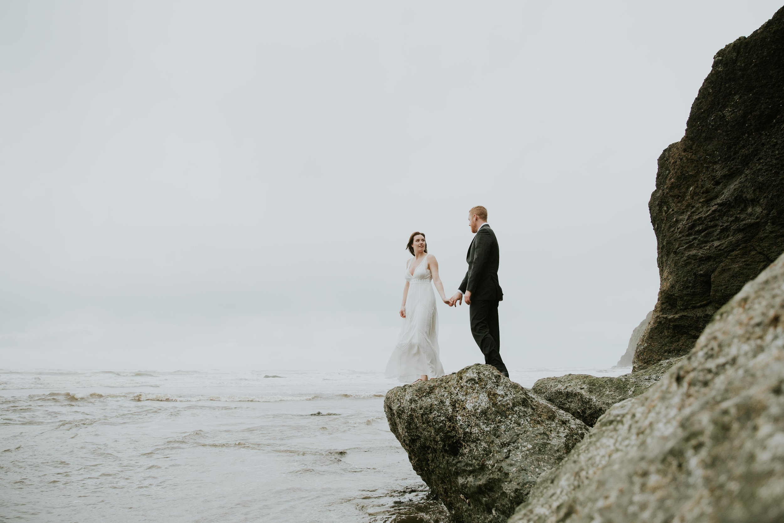 Washington Coast Intimate Wedding Photography Olympic National Park-1.jpg
