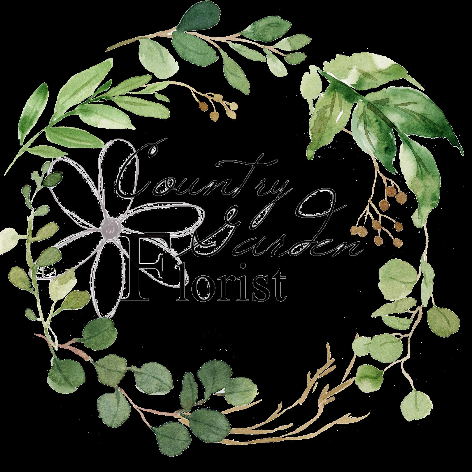 country-garden-florist-logo