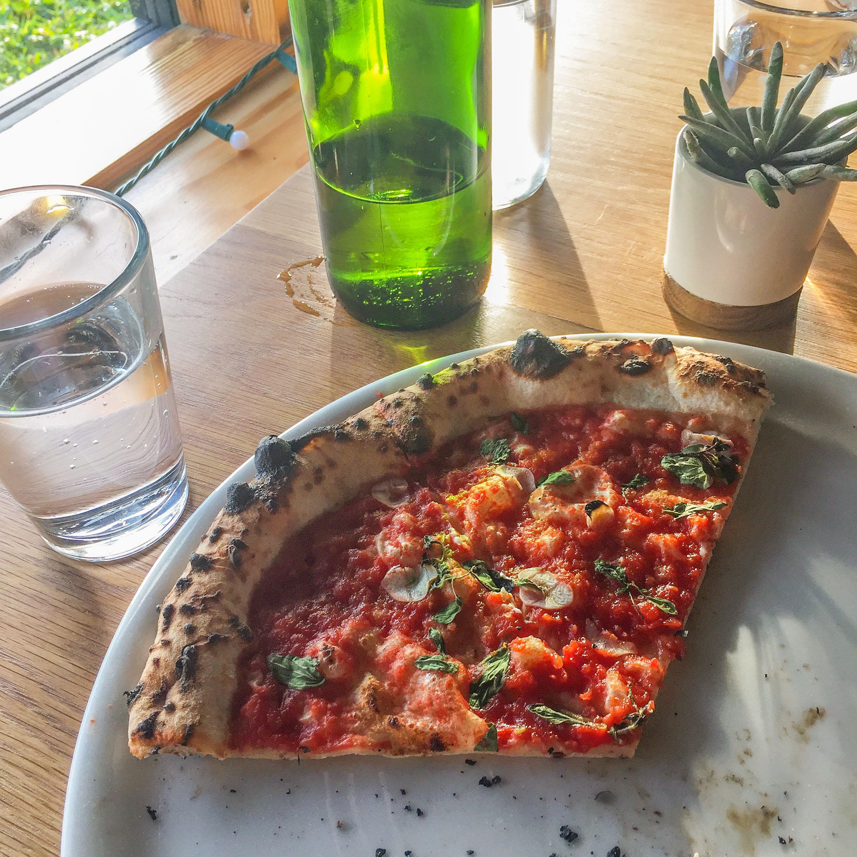 A Dopo Pizza