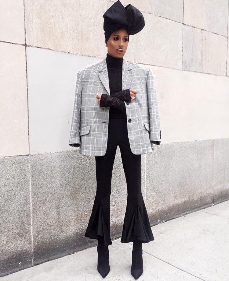 Stephon Mendoza @MindofMendoza NYC Style Influencer, Designer