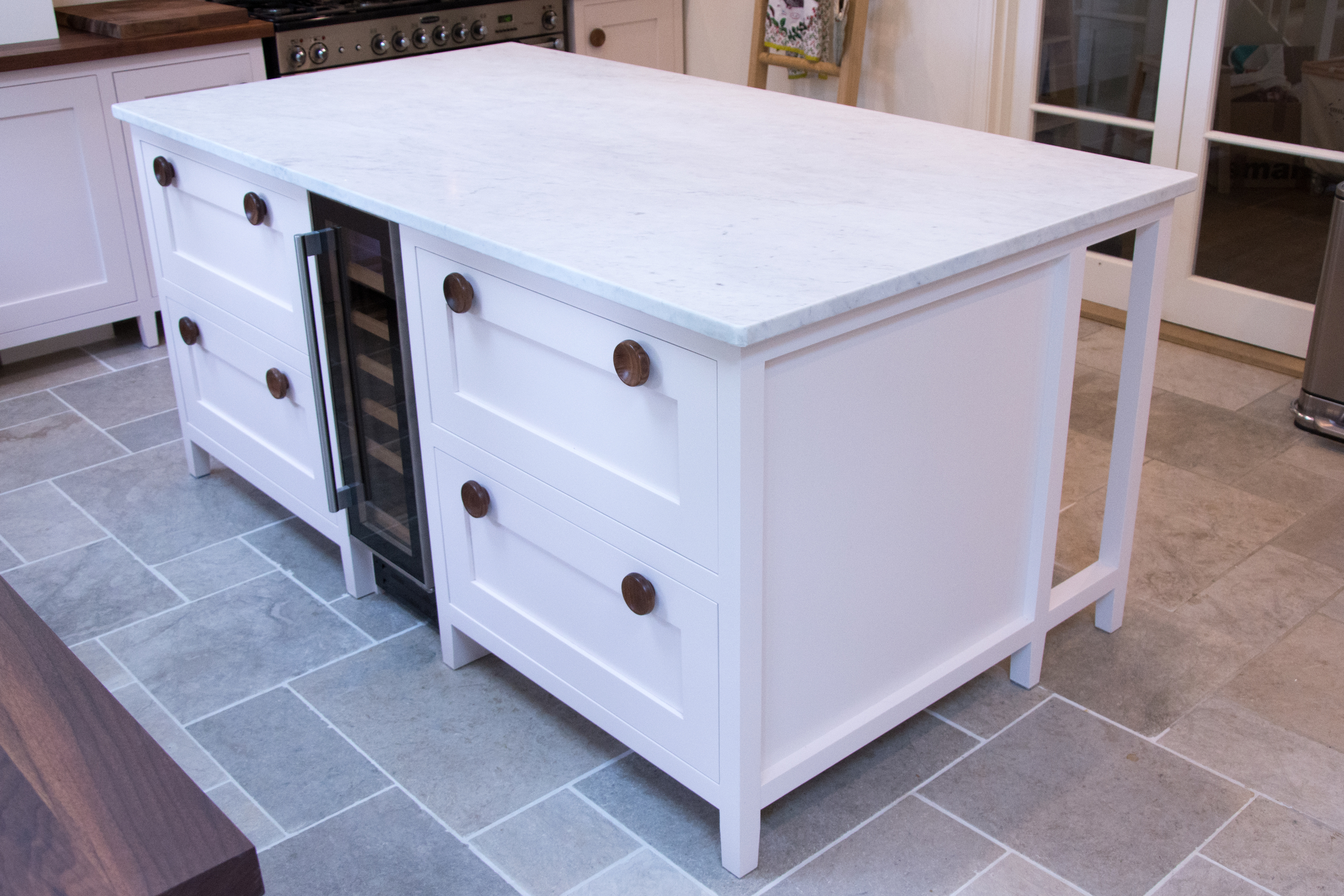Whitstable kitchen island