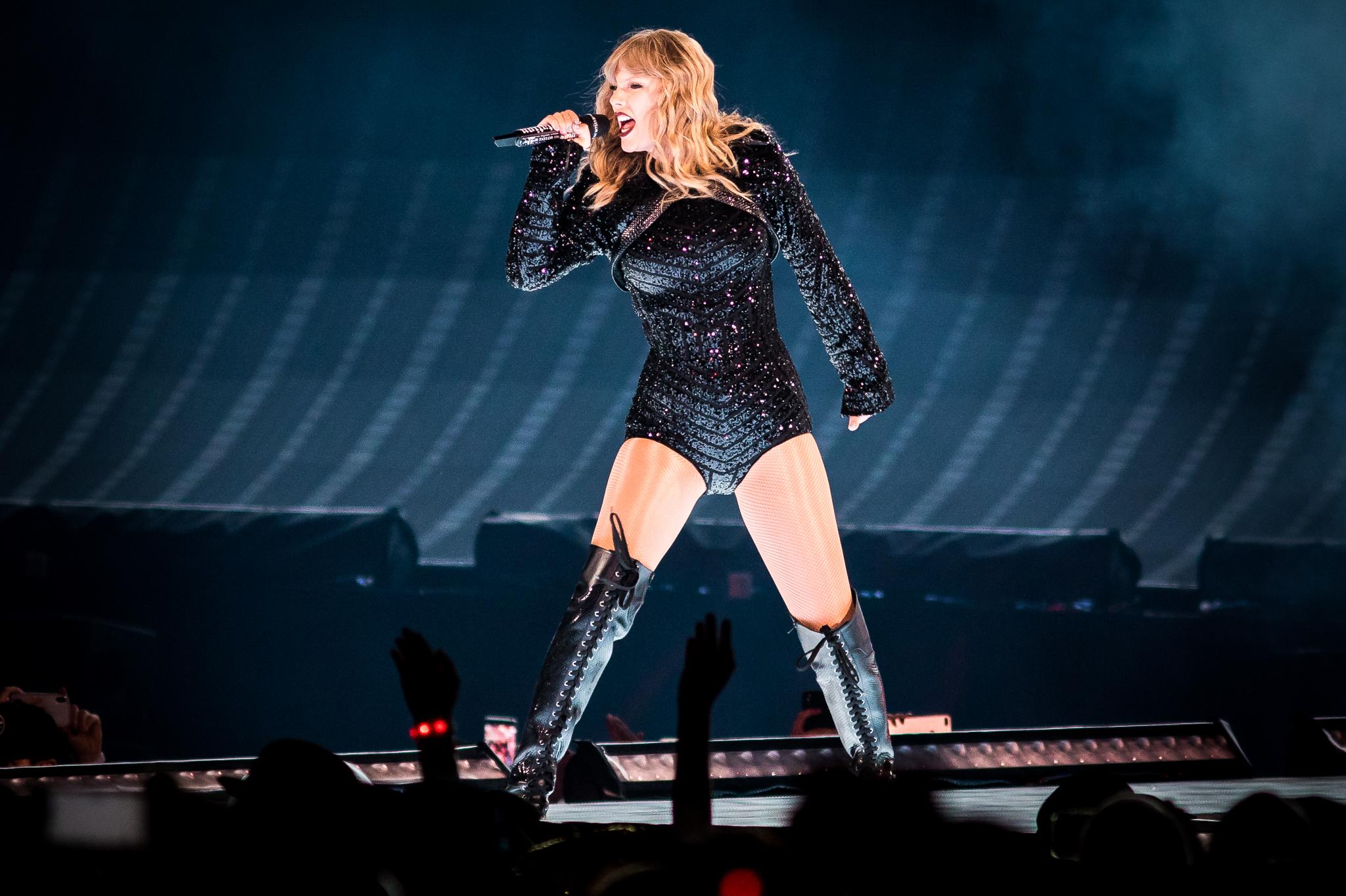 Taylor Swift The Reputation Stadium Tour 2018 Matt Bishop Photo