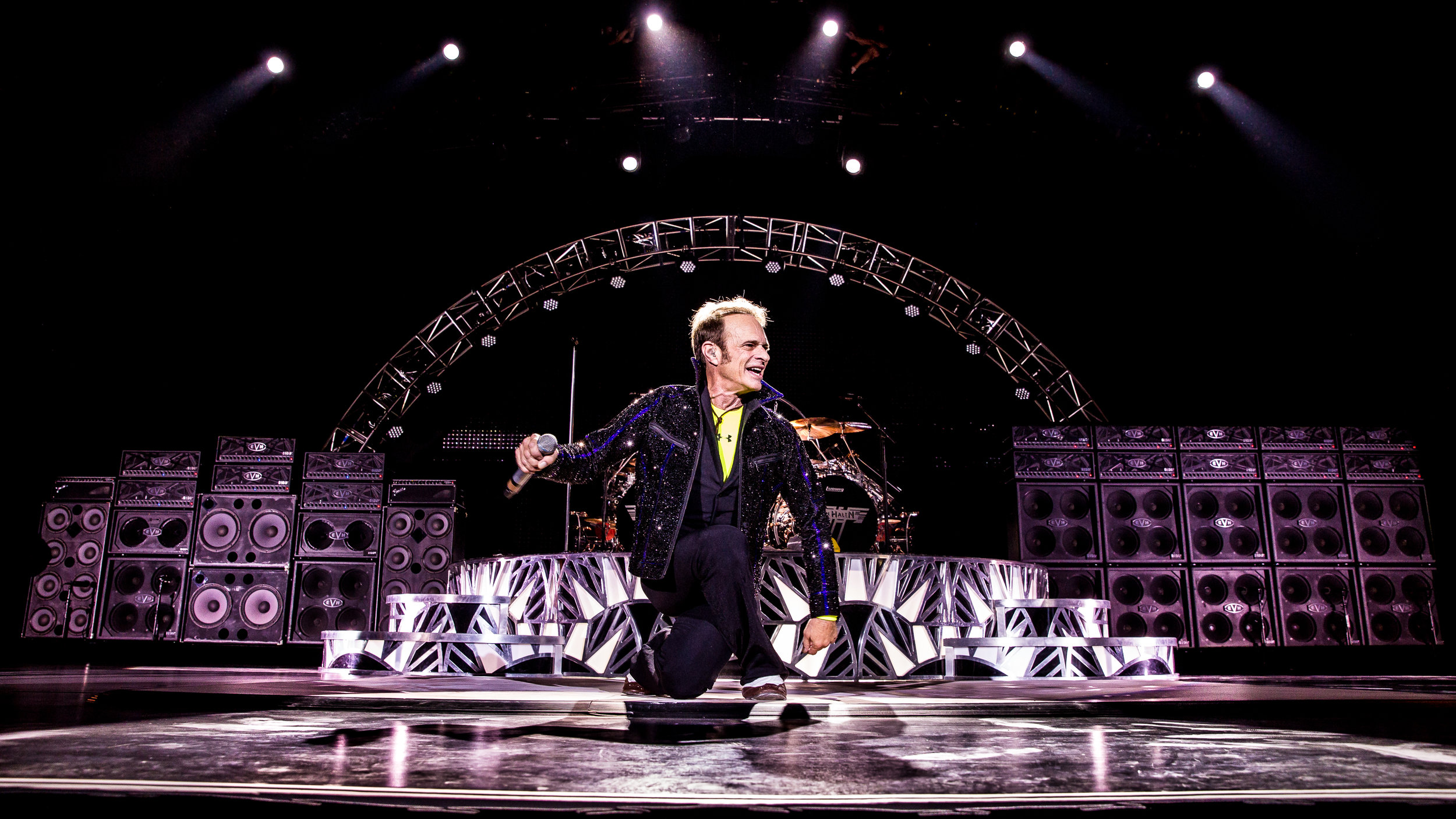 Van Halen [A Different Kind of Truth Tour 2015]