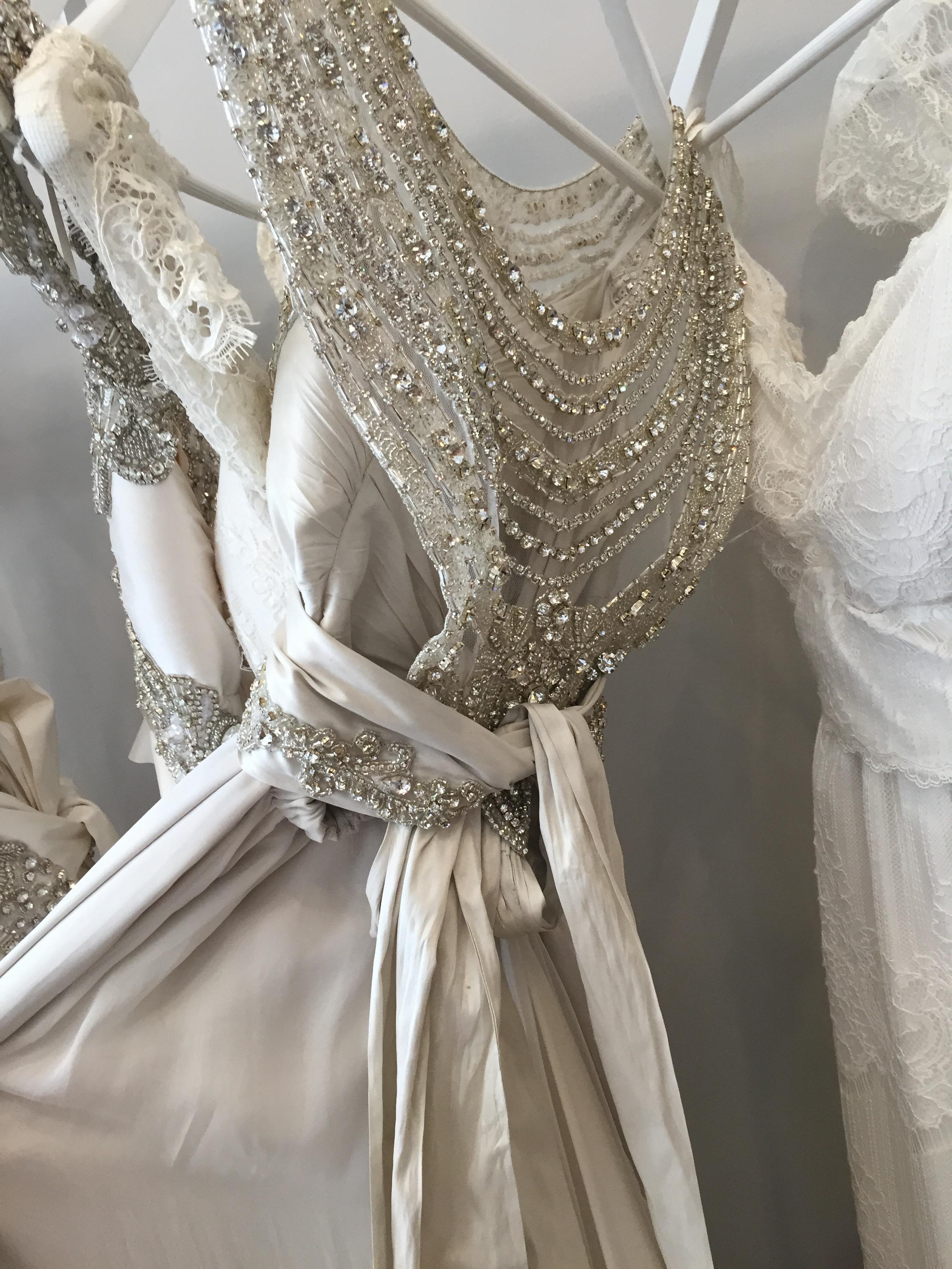 Anna Campbell Wedding Dress Giselle