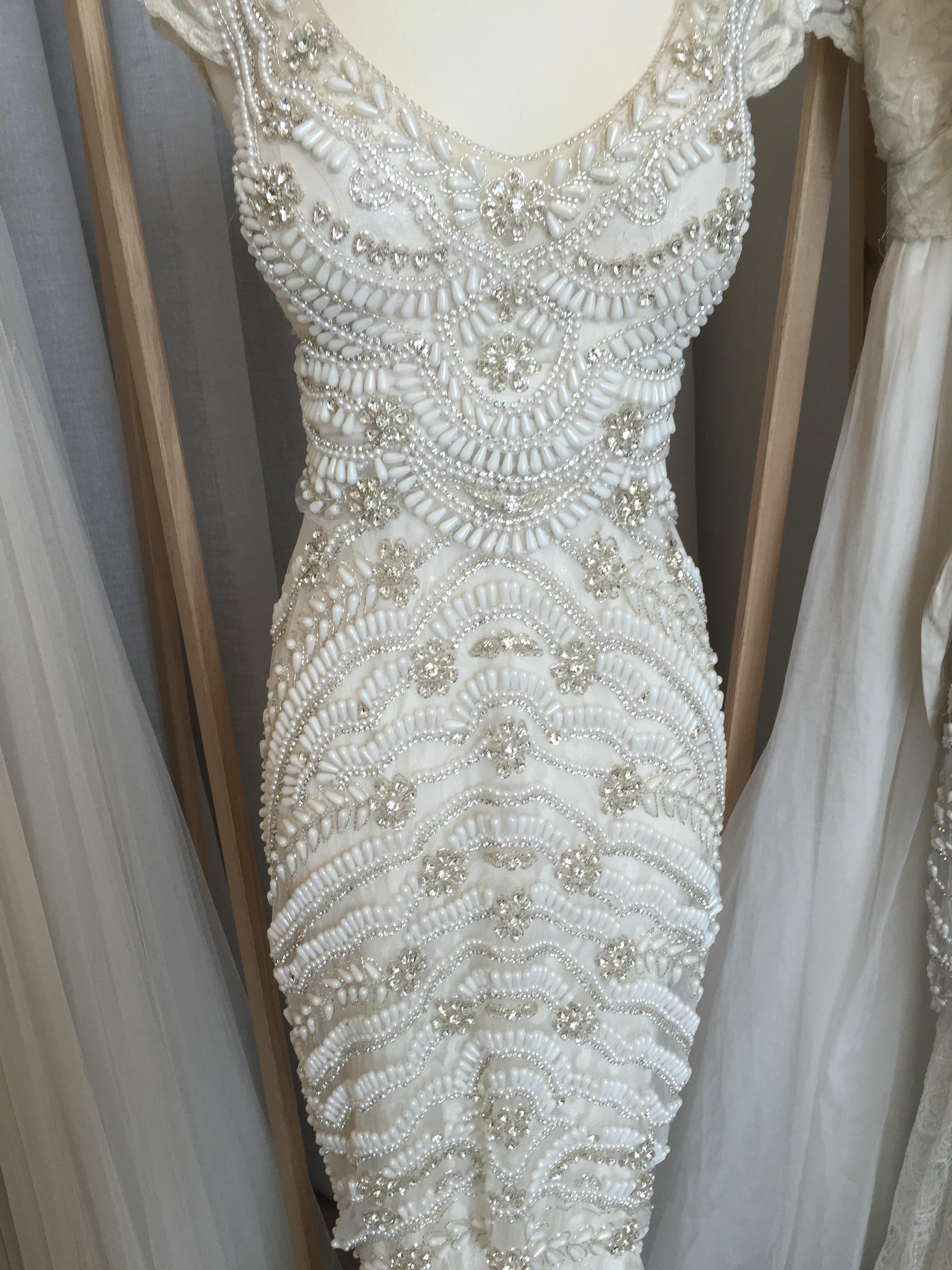 Anna Campbell Coco wedding dress