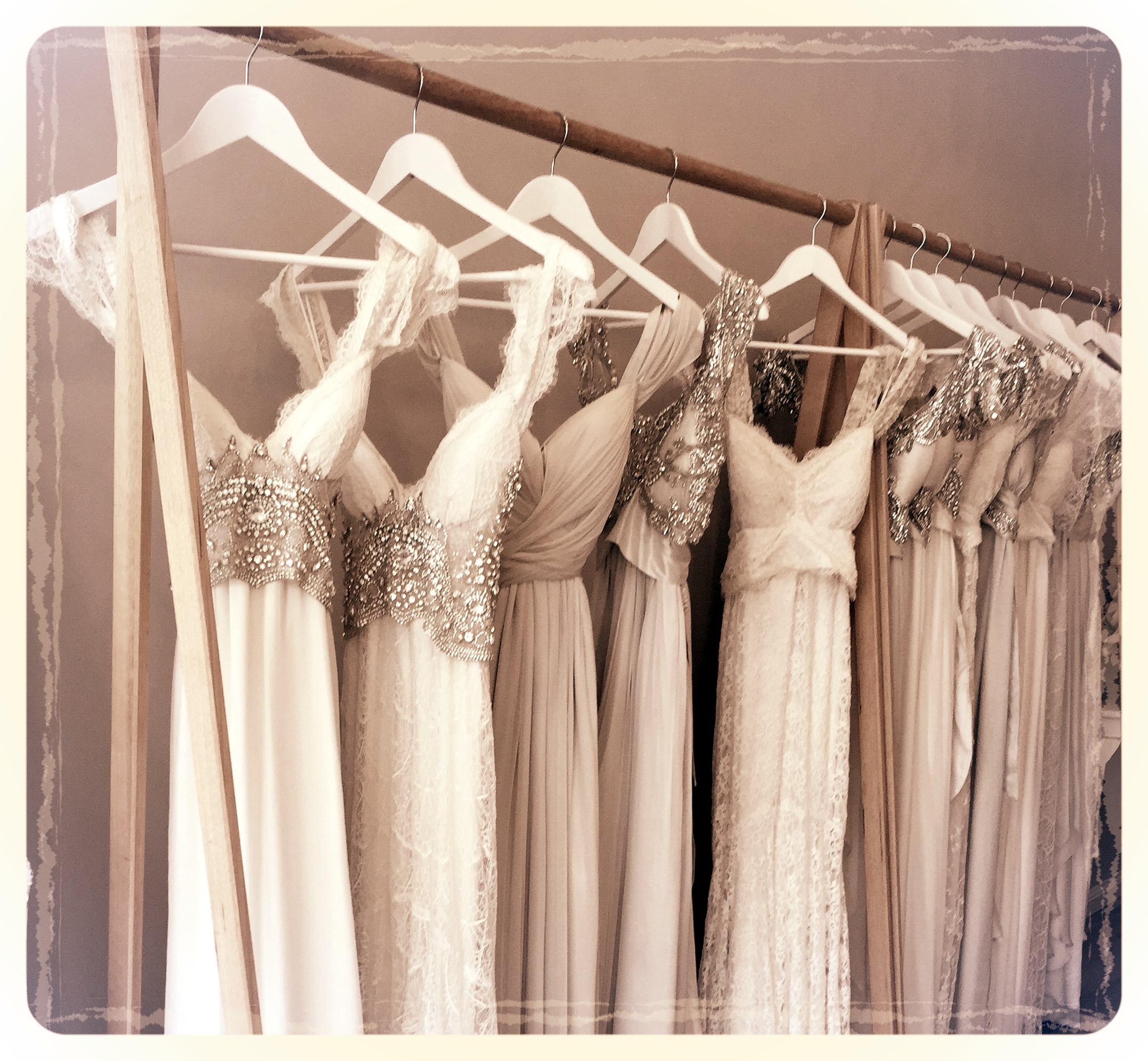 Anna Campbell´s Bridal Collection