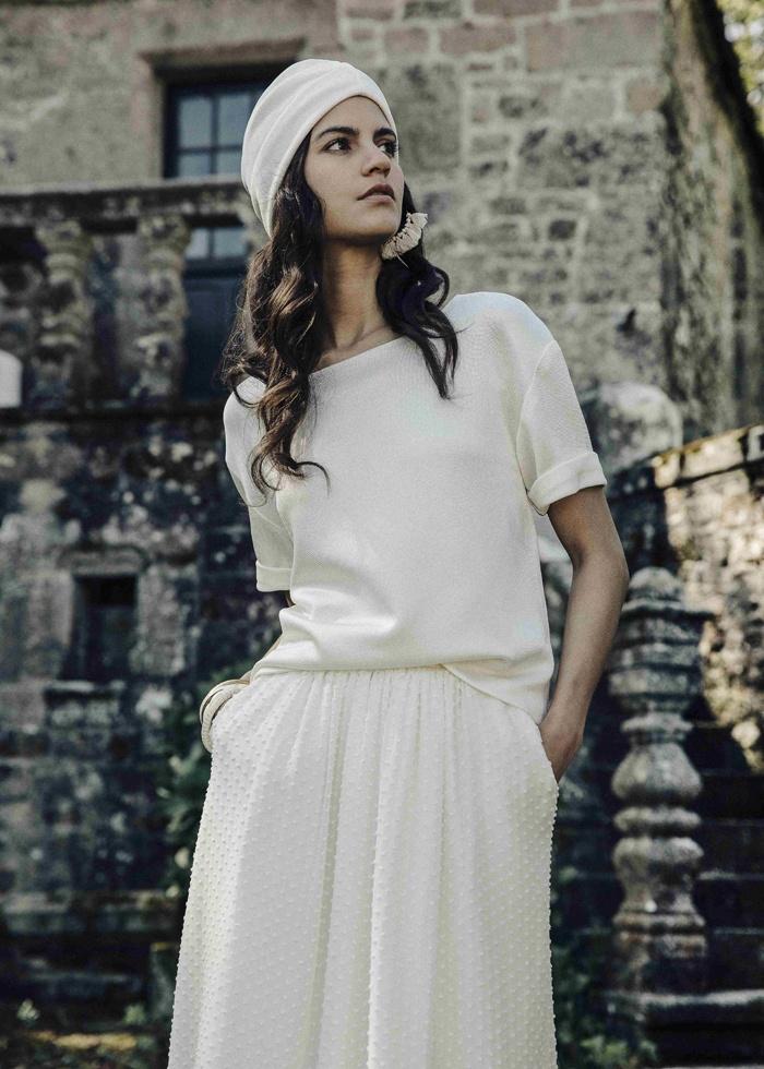 Flamant Skirt (Laure de Sagazan)