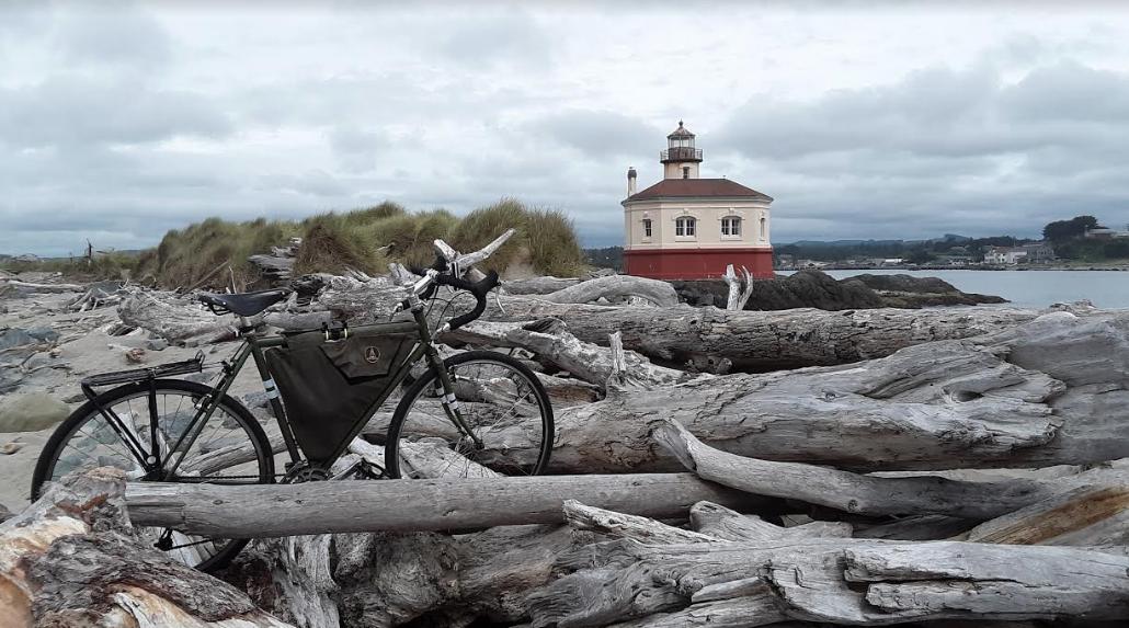 bandon-oregon-lighthouse-bikepacking-oregon-coastal-bike-route