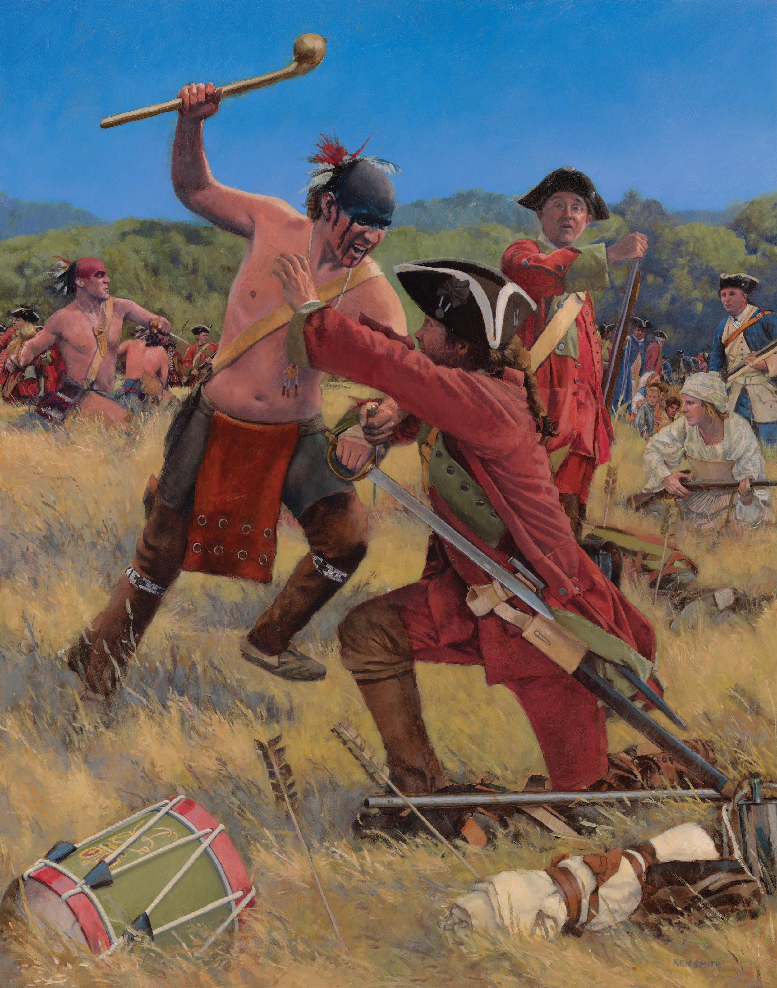 Cherokee Vengeance
