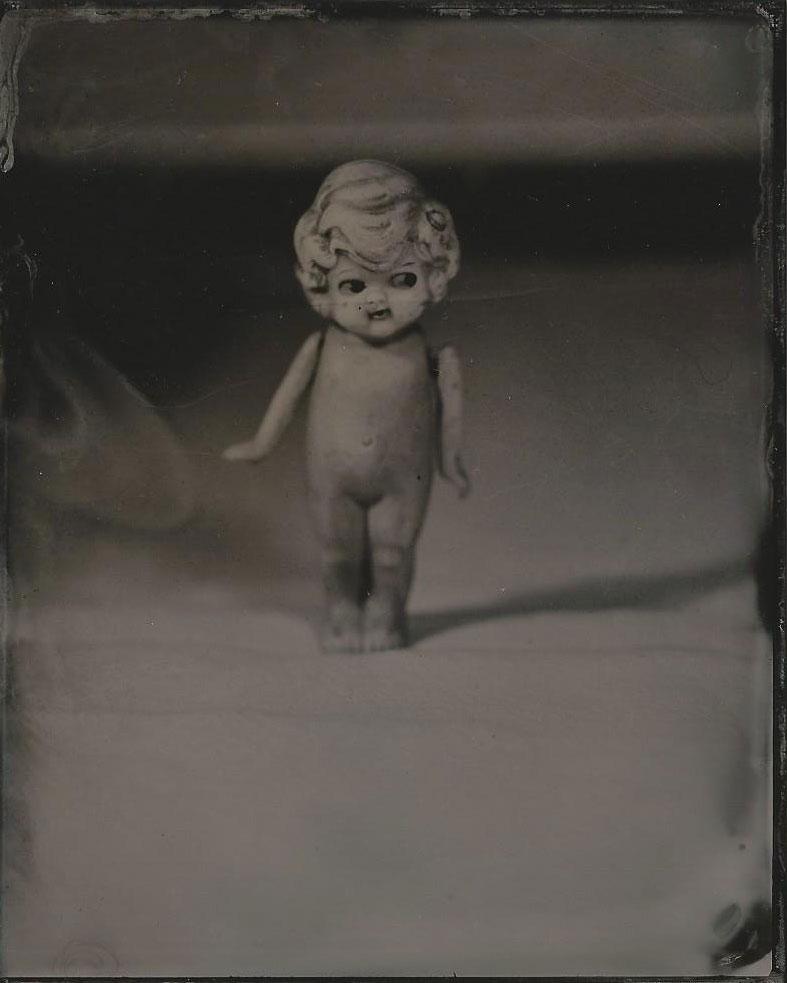 tintype frozen charlotte