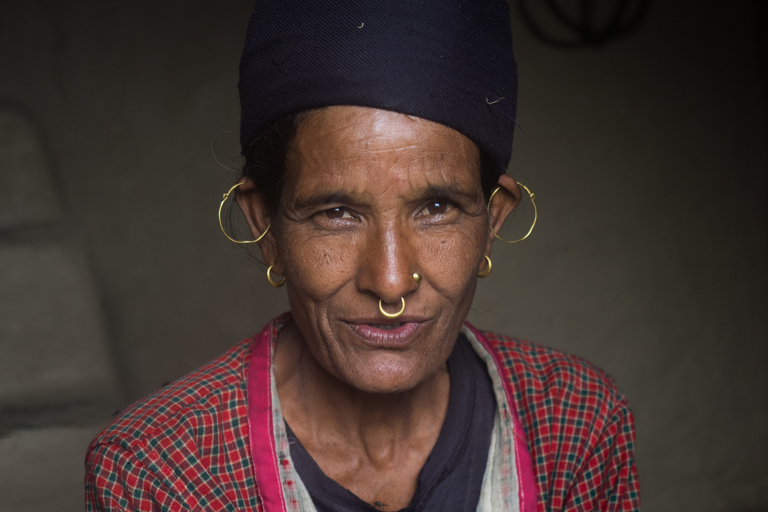 P8070878_Woman in her house in Bajhang  - Aug 2017 - by Elina Tran.jpg