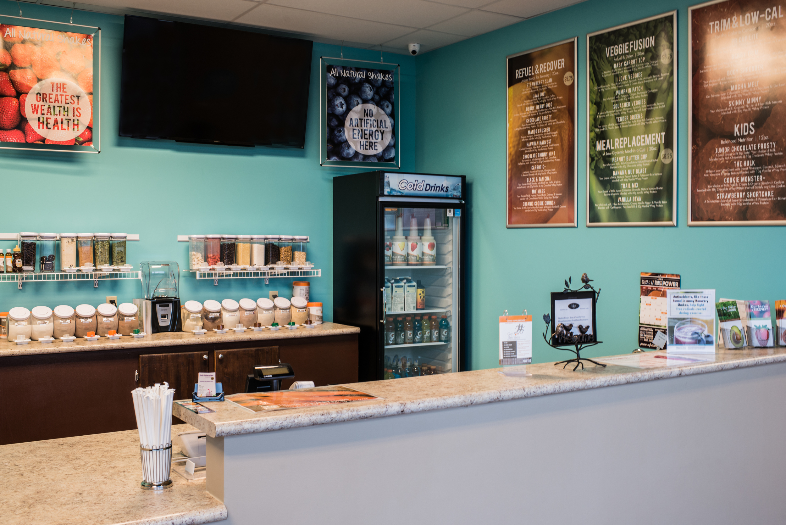 BRG Smoothie Bar