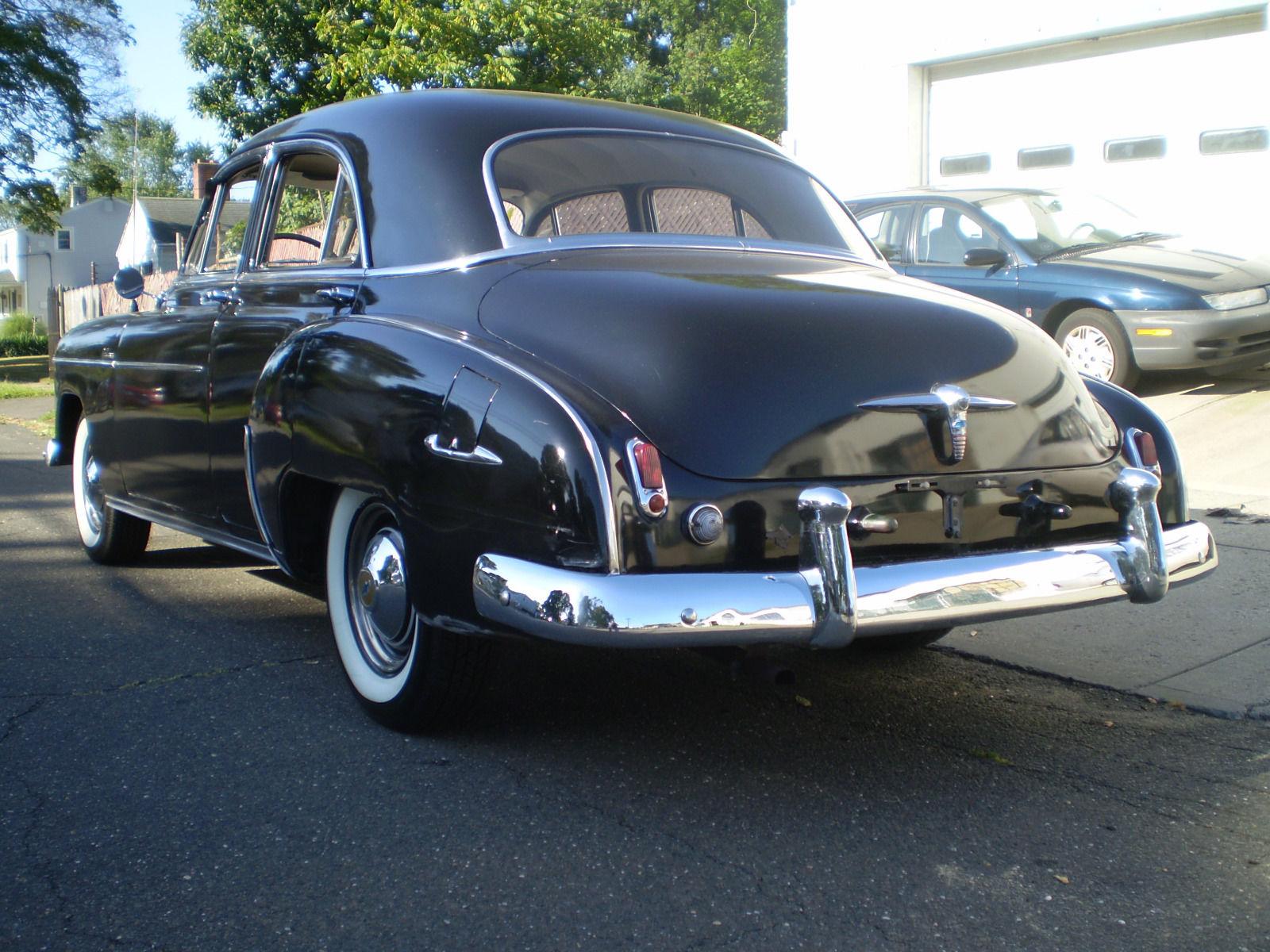 1950 Black Chevie rear.jpg