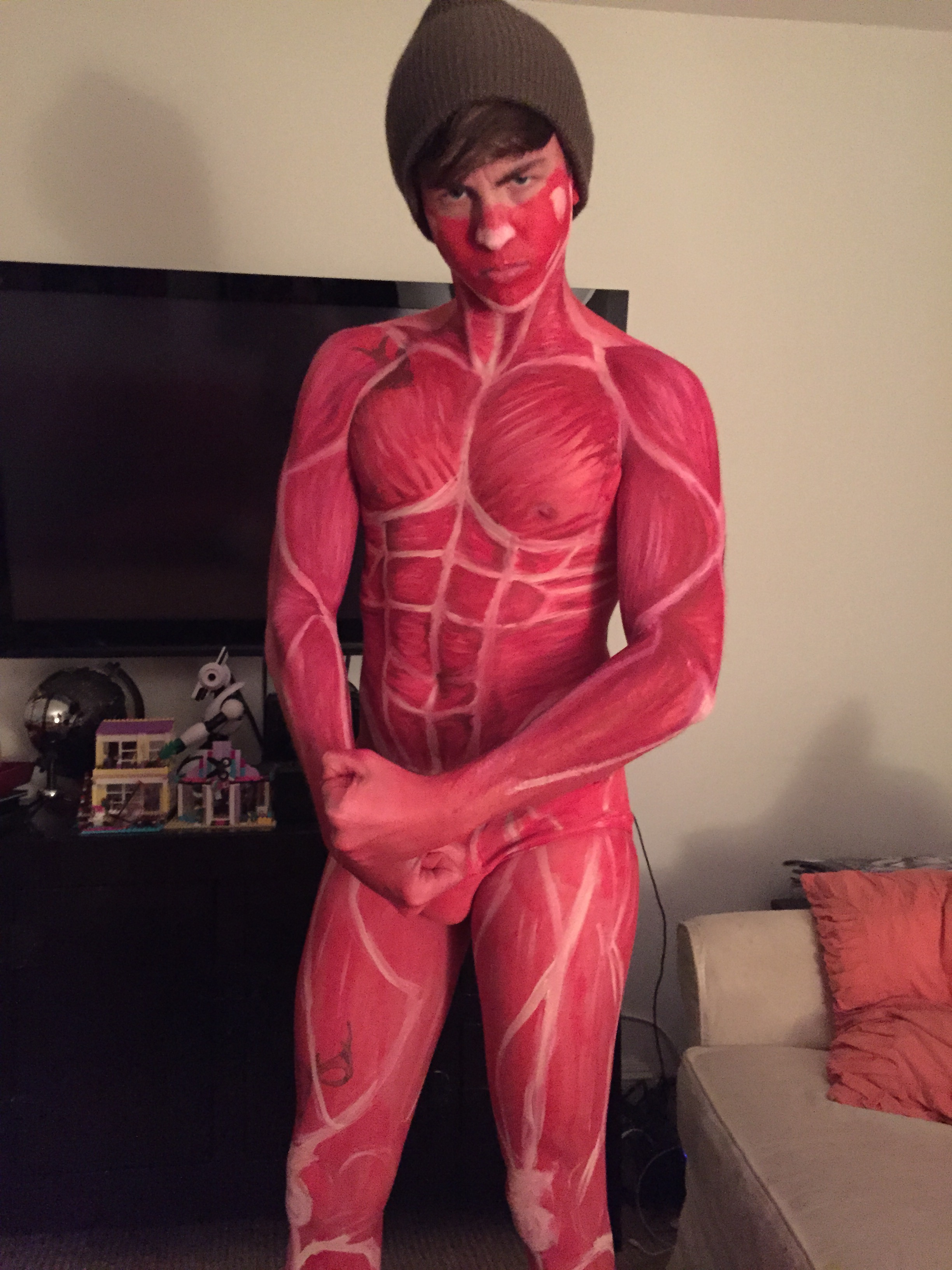 Body Paint - Muscle pose.jpg
